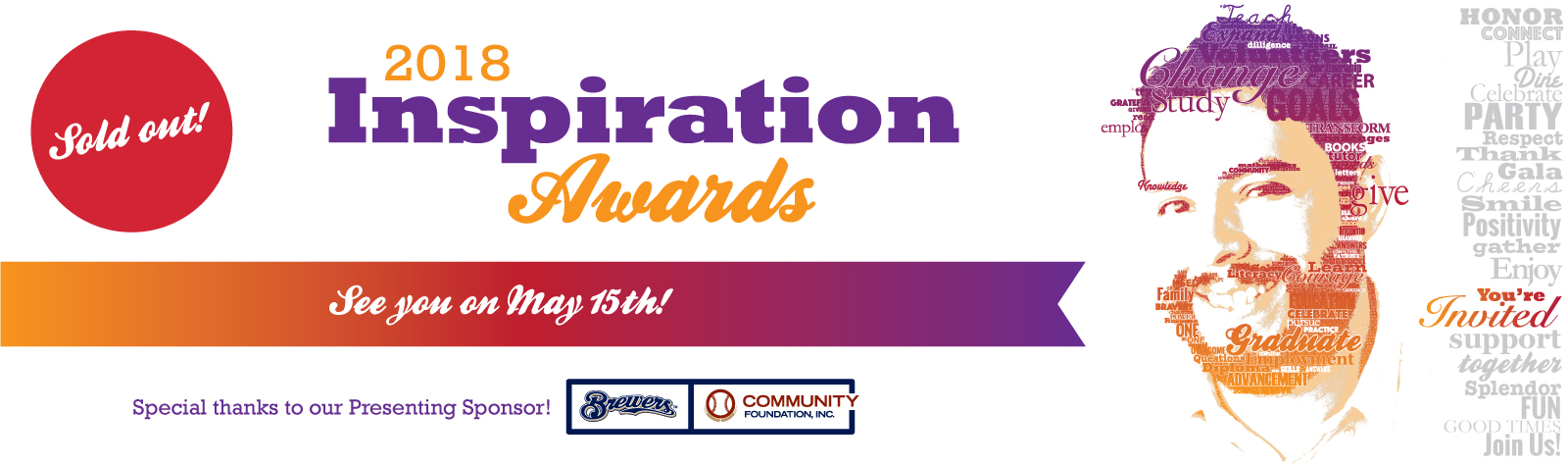 2018 Inspiration Awards - You're invited!