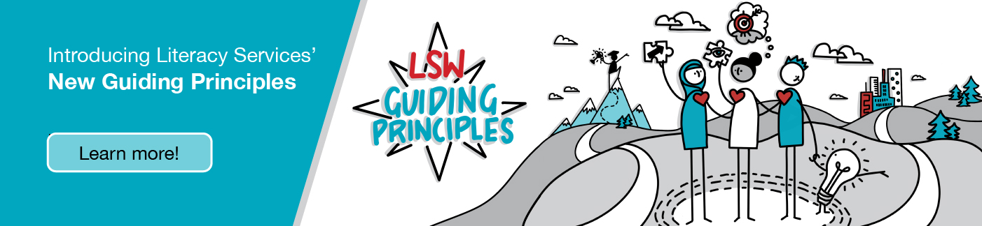 Check out our new guiding principles